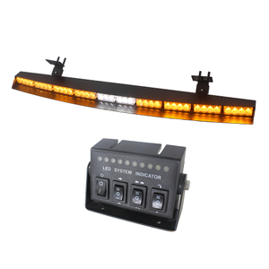 Rear Windshield Warning Light